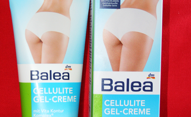 Balea Cellulite Gel-Creme