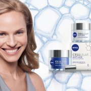 Noutate de la NIVEA: gama CELLULAR ANTI-AGE