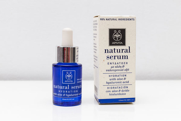 apivita natural serum