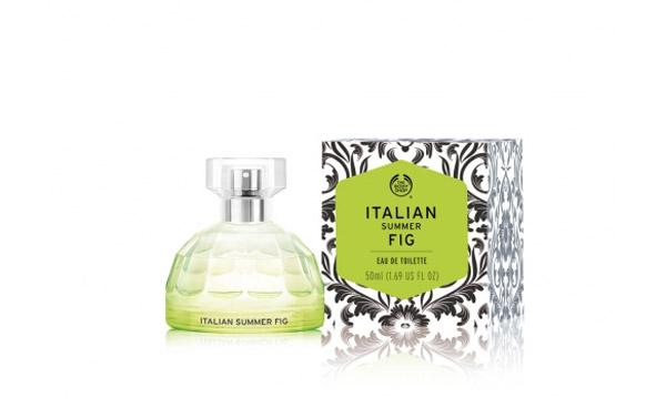 the body shop italian summer fig parfum