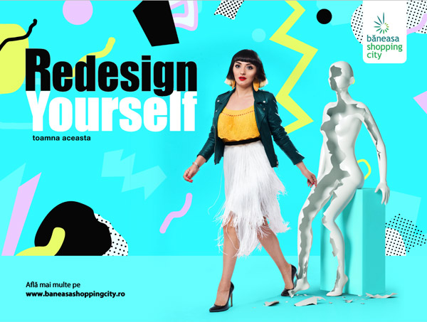 redesign yourself dove baneasa shopping city