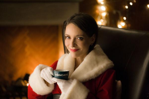 Doncafe Doamna Craciun