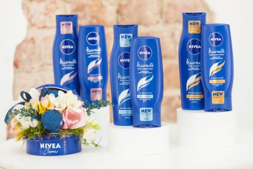 Nivea Hairmilk: what kind of sorcery is this?