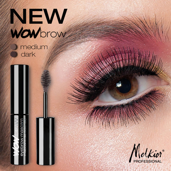 Melkior mascara sprâncene WOWbrow