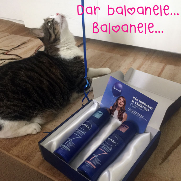 nivea hairmilk balsam review