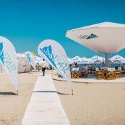The perfect beach day pe plaja Sensiblu