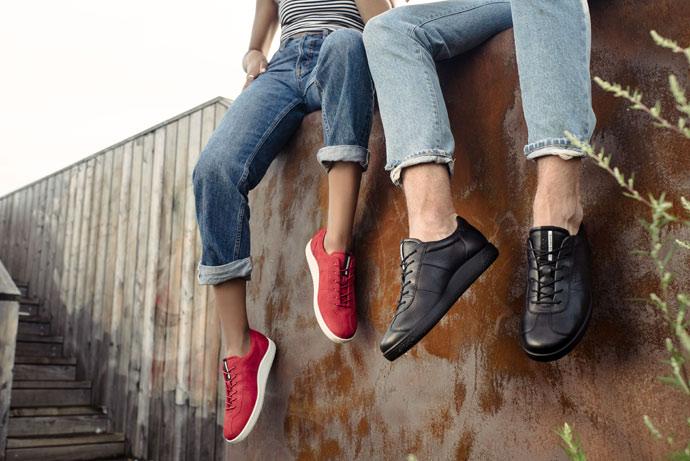 ecco pantofi