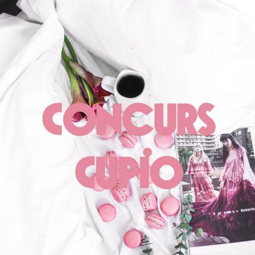 CONCURS: V-am pregătit o surpriză alături de cei de la Cupio - Hai cu mine la shopping!