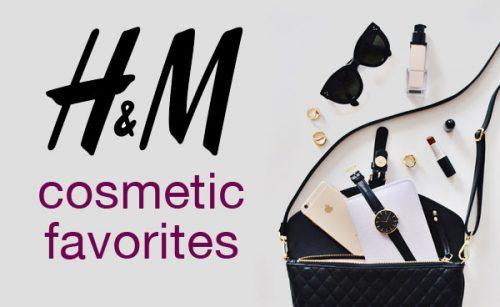 3 produse de beauty H&M, de care sunt in l♡ve