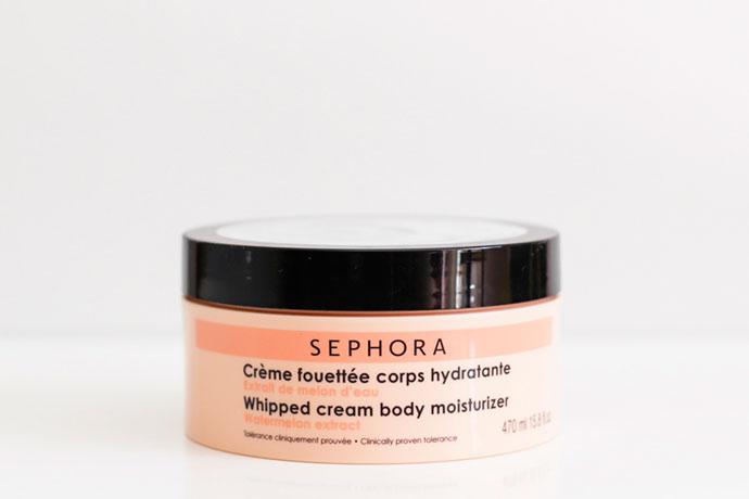 sephora whipped cream body moisturizer