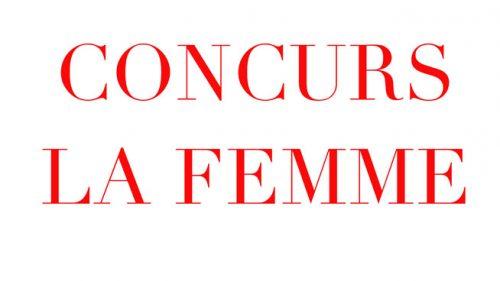 DUBLU CONCURS LA FEMME!