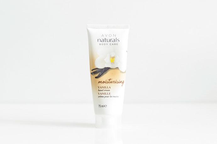 avon crema de maini vanilie