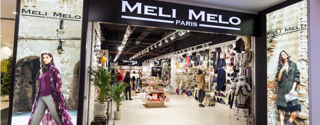 Cum arată și ce găsiți în primul Meli Melo Department Store