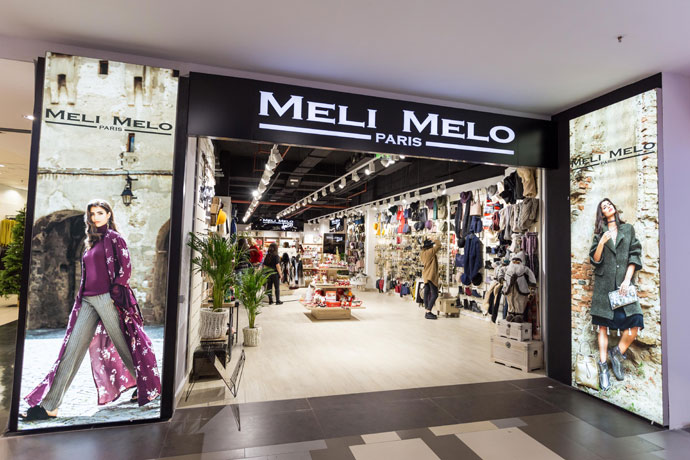Meli Melo Department Store