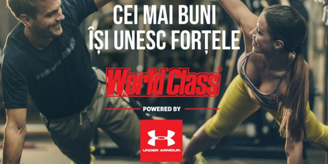 world class under armour