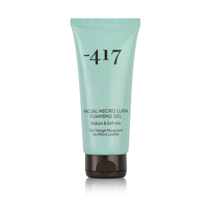 gel exfoliant minus 417