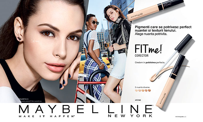maybelline fitme corector