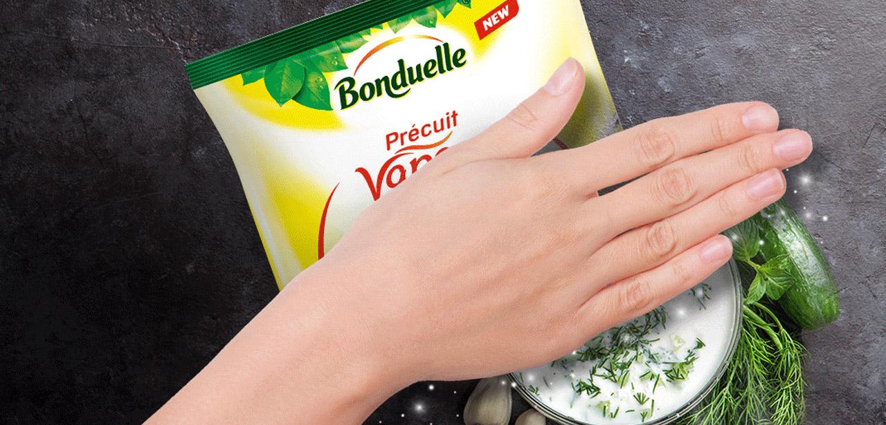 Cooking for dummies: cum am gătit ceva mega-delicios cu Bonduelle Vapeur