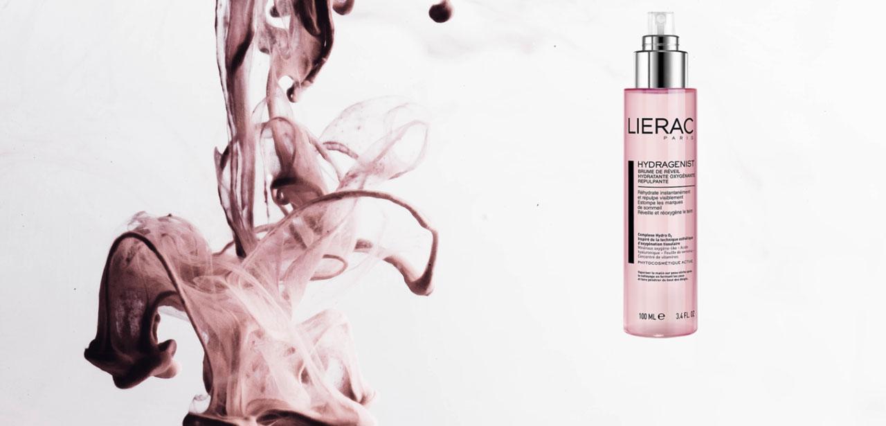Review Lierac Hydragenist apă hidratantă revitalizantă