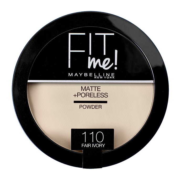 maybelline fitme pudra