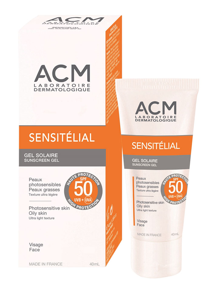 acm sensitelial ten gras