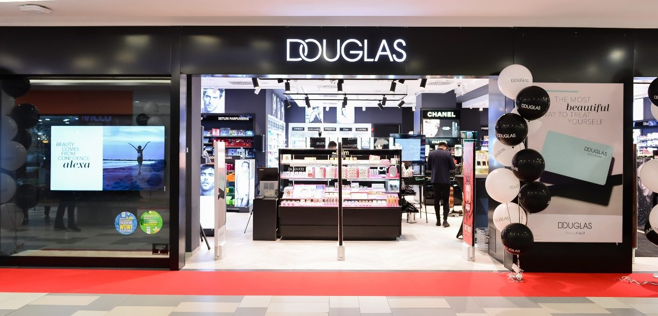 The New Douglas și câteva amintiri de beauty
