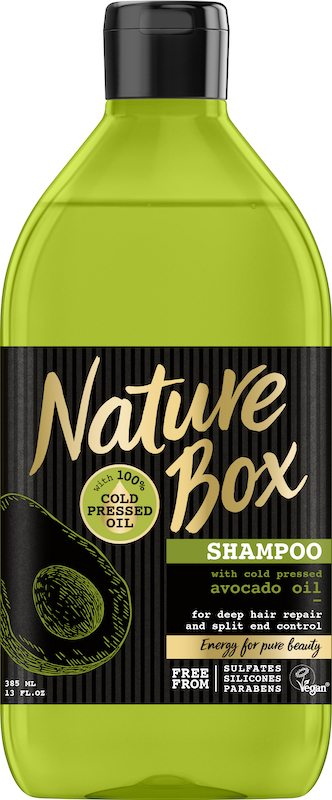 nature box sampon