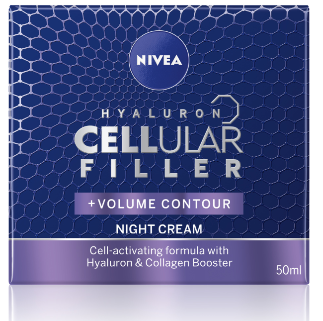 NIVEA Hyaluron Cellular FILLER +VOLUME