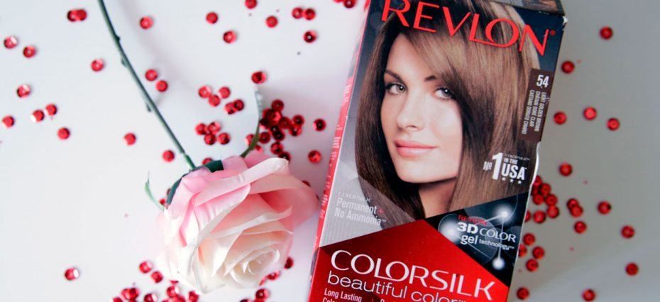 Review Revlon Colorsilk