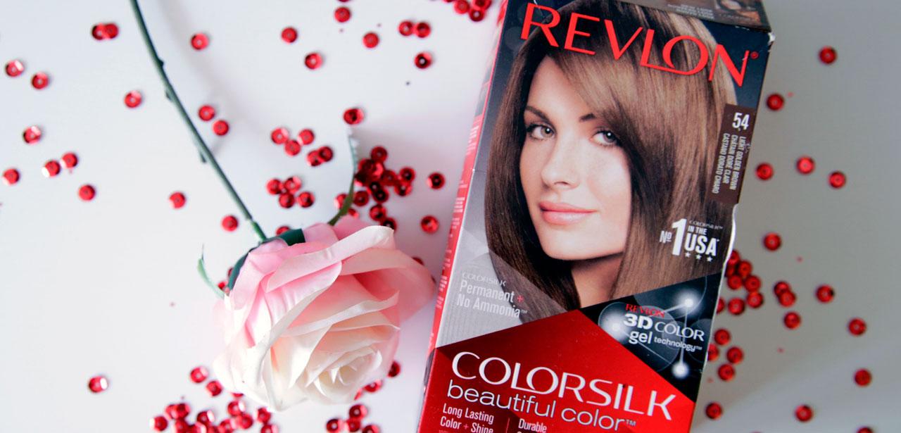 Review Revlon Colorsilk
