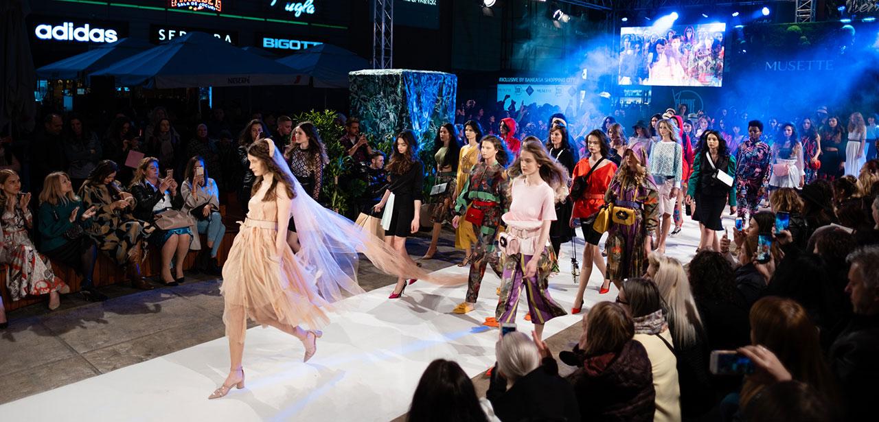 Băneasa Xclusive: Cum a fost la fashion show-ul Musette