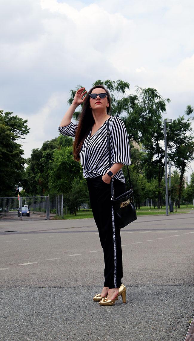 Sense outfit elegant