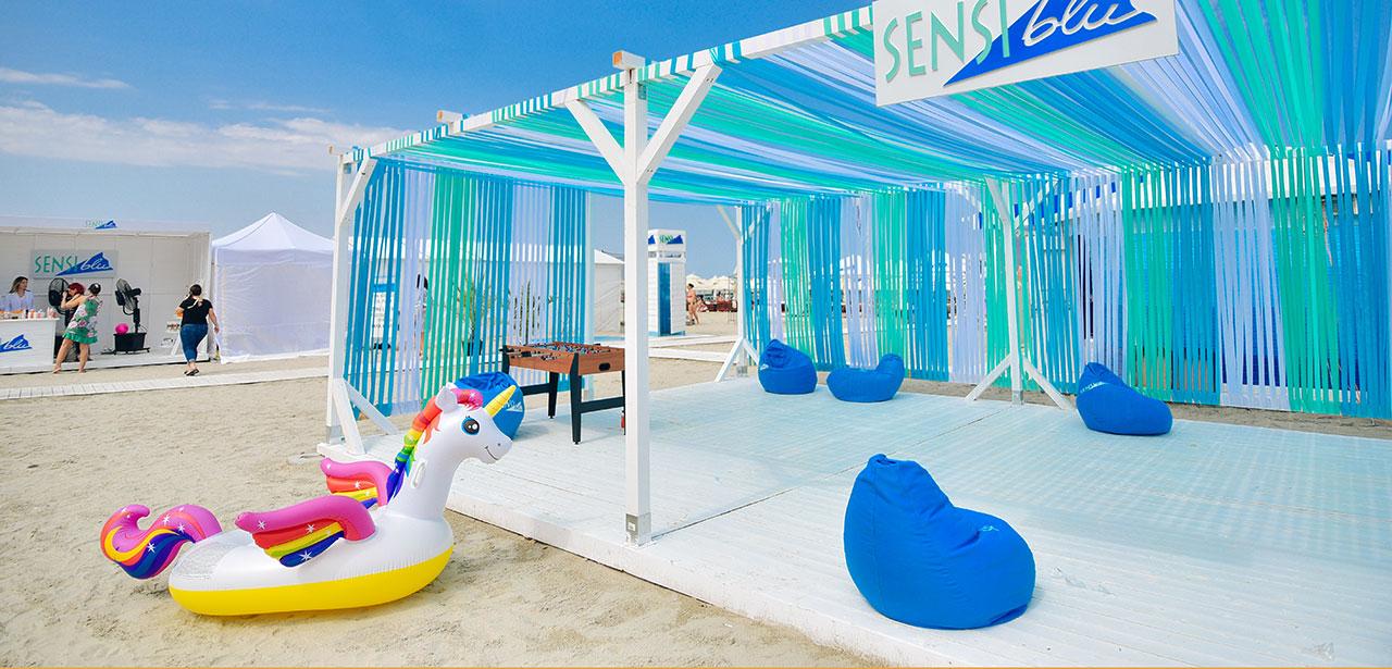 Sensiblu: Cum arată plaja unde soarele ți-e prieten