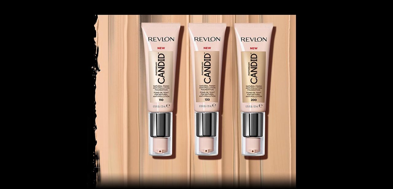 Revlon Candid Natural Finish Anti-Pollution Foundation: Review